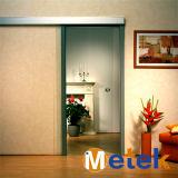 Sistema de puerta corredera de aluminio