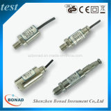 Sensor de alta temperatura de la presión del derretimiento PT111 para el equipo de la fibra química