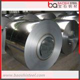 A bobina de aço galvanizada exata da lantejoula zero, zinca bobina de aço revestida