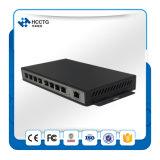 8 Kanal-kompatible Netz-Kameras schielten Poe-Schalter an (HCC-208EP-E)