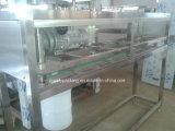 Auotatic relleno que se lava del agua de la bebida del barril de 19 litros y capsular de tres en una máquina