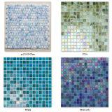 Iridio de la fábrica del mosaico