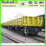 Vagone ferroviario senza coperchio di C 70 A.C. 70 Cw1 C70e, vagone aperto della parte superiore ferroviaria