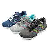 Engranzamento colorido fácil do projeto novo as sapatas do esporte