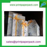 Boîtes de bonbons de mariage magnifiques Boîtes à cadeaux Boîtes à cadeaux Boîte à cadeaux Cadeaux de mariage Favors with Ribbon