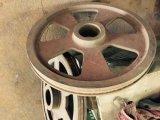 horno de inducción portable 35kw para las piezas del vagón de apagado