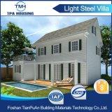 240의 Sqm 2 지면 4개의 침실을%s 가진 높은 Proformance Prefabricated 집