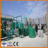 Rigenerazione residua dell'olio per motori per basare la raffineria modulare del distillatore di vuoto dell'olio