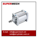 Standard-Kolben-pneumatisches Zylinder Festo Modell Dng ISO-15552