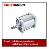 Modelo pneumático de Festo do cilindro do pistão do padrão do ISO 15552