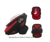 Qualitäts-Sport-Armbinde-Neopren-Mobiltelefon-Kasten