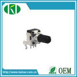 potenziometro di Roatry del carbonio di 9mm con la parentesi Wh9011-2b