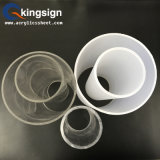 Belle apparence PMMA Transparent Plastic Tube