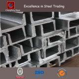 ASTM Ss400 struktureller warm gewalzter U-Profilstäbestahl (CZ-C43)