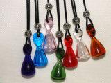 Collana di pietra Pendant dell'aroma del profumo dell'olio di alta qualità con il commercio all'ingrosso della corda