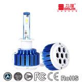 Scheinwerfer der Auto-Zubehör-ISO9001 der Fabrik-35W T3-H1 des Auto-LED