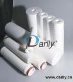 Superficie melenuda soplada derretimiento hecho en fábrica del cartucho de filtro de los PP