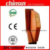 Portello di legno interno con l'alta qualità del MDF