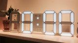 경보를 가진 큰 크기 3D LED 벽시계