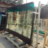 As peças de automóvel laminaram o vidro do pára-brisa dianteiro para Yutong