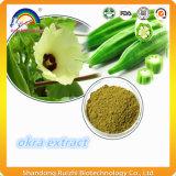Extrait chinois de gombo d'herbes