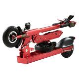Bewegliches mini elektrisches faltendes Fahrrad/Roller mit LED-Licht
