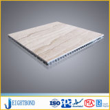 Marmoraluminiumbienenwabe-Panels für Baumaterialien