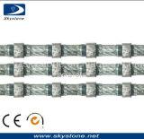 O fio do diamante viu para o fio do mármore e do granito viu o fabricante