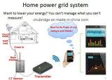 Telecomando astuto senza fili di WiFi del tester di potere per la casa