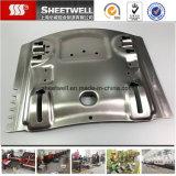 Kundenspezifischer Großserienfertigungs-MetallEdelstahl, der Galvalume-Teile stempelt
