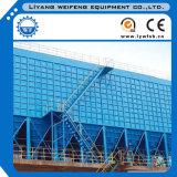 Collettore di polveri di industria di cemento