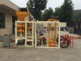 Qt4-24bの半自動砂のセメントのブロック機械