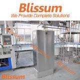Máquina de rellenar de la bebida caliente de Zhangjiagang/máquina fresca de la producción del jugo