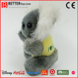 Koala australiano animal relleno lindo de los juguetes de ASTM