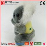 Koala mou de peluche de jouet de koala australien de peluche d'ASTM pour des gosses