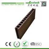 étage en plastique en bois Grooved de Decking de largeur de 250mm