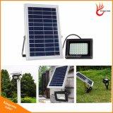 450 التجويف 54 LED تعمل بالطاقة الشمسية ضوء الفيضانات في الهواء الطلق للطاقة الشمسية حديقة الخفيفة