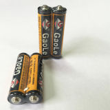 AAA Carbon Zinc Battery R03 Um4 Photo de produits réels