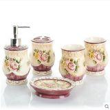 Чашка зуба, тарелка мыла, ванная комната Accessoires (номер F202)