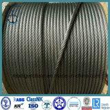 Câble métallique galvanisé par bride de câble métallique 6*7 6*9