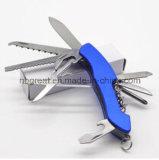 Многофункциональный нож, нож ручки нержавеющей стали Multi, многофункциональный складывая нож