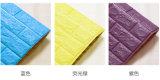3D Foam Brick Стена Foam Backed Vinyl Обои