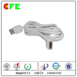 4pin専門のカスタム磁気USBのケーブルコネクタ