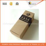 Rectángulo de empaquetado modificado para requisitos particulares impresión a todo color de la alta calidad