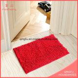 Microfiberのシュニールの滑り止めの浴室の床のマット