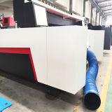 Machine de gravure optique de découpage de laser en métal de fibre de commande numérique par ordinateur