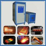 Máquina de aquecimento de alta freqüência da indução da fornalha do forjamento 80kw de IGBT