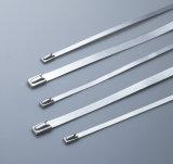 0.25mm de Zilveren Banden van de Kabel van het Roestvrij staal zonder Deklaag
