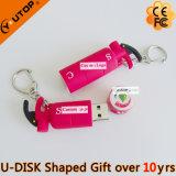 Regalo promocional del extinguidor de USB Pendrive con el rectángulo de los PP (YT-6662)