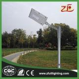 réverbère solaire Integrated automatique du réglage DEL du pouvoir 20-40W